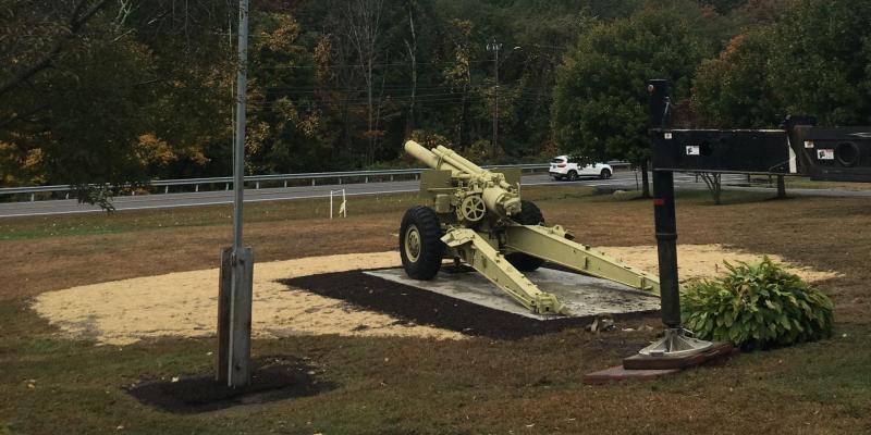 Center School Veterans Monument